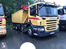 Scania P 380 truck used tipper