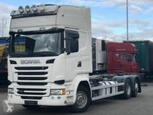 vrachtwagen Scania R450 6x2*4 / SDG BDF RAHMEN / RETARDER EURO 6 SC