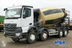 camion Mercedes 4142 Arocs 8x4, Betamix BMT 12m³, nur 80.000km!!