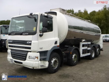 Camion DAF CF85 citerne alimentaire occasion