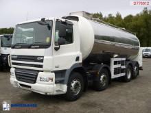 DAF CF85 truck used food tanker