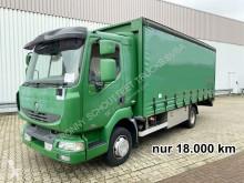 Kamión plachtový náves Renault Midlum 150.08 4x2 150.08 4x2, Euro4, Original 18000Km !