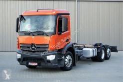 Mercedes Antos 2543- Blatt/Luft-Standheizung-Klima- LKW