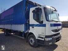 Ciężarówka Plandeka używana Renault Midlum 240 DXI