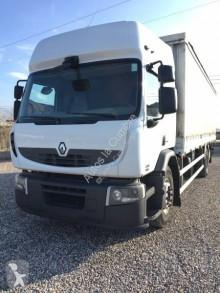 Renault Premium 370.26 DXI truck used tautliner