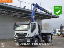 Kamion plošina Iveco Trakker 380