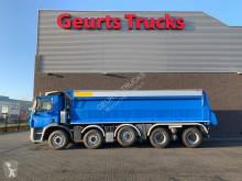 Camion Ginaf X 5250 TS 10X4 WISSEL SYSTEEM KIPPER/TIPPER + MIXER benne occasion