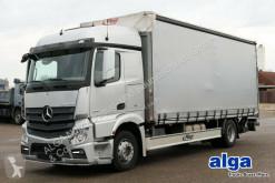 Mercedes tarp truck 1836 L, Gardine, 7.700mm lang, LBW, Automatik