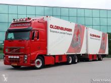 camión remolque Volvo FH16 750