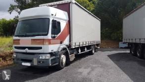 Camion rideaux coulissants (plsc) occasion Renault Premium 320.19 DCI