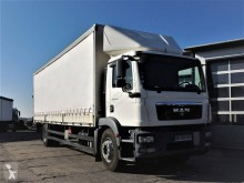 Camión lonas deslizantes (PLFD) usado MAN TGM 18.290