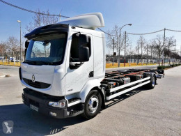 Camion porte containers Renault Midlum 280.16 DxI BDF