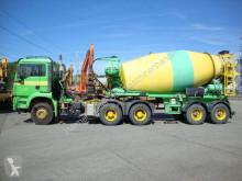 camion Liebherr MAN TGA 26.430 6x4 BLS + HTM 1004 Fahrmischer
