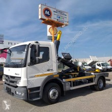 Mercedes Atego 1324 truck used hook arm system