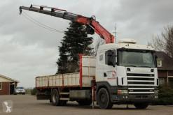 camión Scania 94/310 KRAAN/LIER/WINCH!!GRUE RADIO REMOTE!!