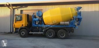 Stetter concrete truck