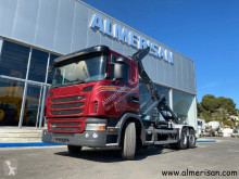 Scania G 124G420 truck used container