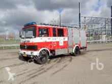 kamion hasiči Mercedes