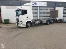 vrachtwagen chassis Scania