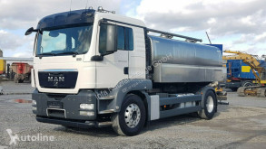 Camion citerne alimentaire MAN TGS 18.440 4x2 EEV Schwarte isoliert 12.000 l