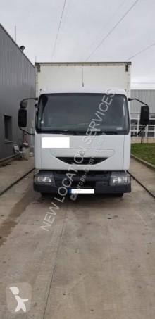 Camión furgón caja polyfond Renault Midlum 180.12 DCI