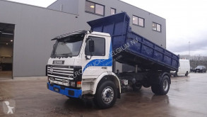 camion Scania 93 - 280 (FULL STEEL SUSPENSION / MANUAL PUMP & GEARBOX)