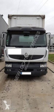 Renault Premium 385 truck used plywood box
