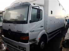 Camion Mercedes ATEGO 1828 950.53 fourgon occasion