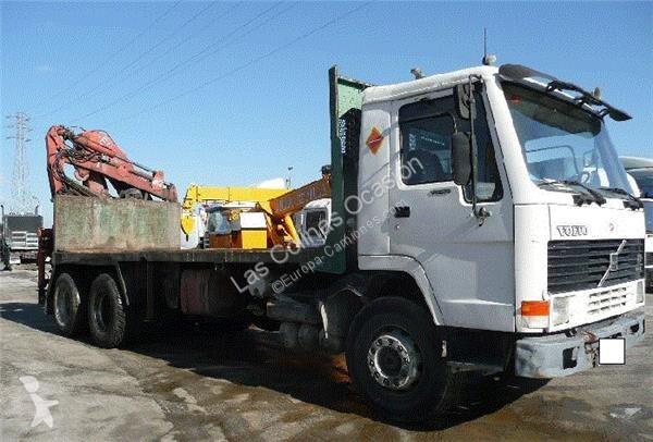 Voir les photos Camion Volvo FL 10 FG   Interc. 235/265 KW 6X2 E2