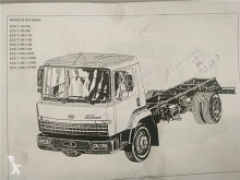 camion Nissan ECO - T 160.75/117 KW/E2 Chasis / 3230 / 7.49 [6,0 Ltr. - 117 kW