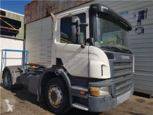 Scania truck used chassis