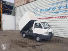 camion benne Piaggio