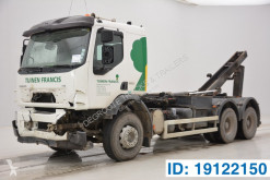 Camion Volvo FE 320 polybenne accidenté