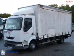Camión lonas deslizantes (PLFD) Renault Midlum 180 DCI
