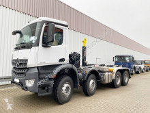 Maquinaria vial camión limpia fosas Mercedes Actros 2541 L 6x2 2541 L 6x2 Kroll Saug- und Spülkombi ca. 14m³,ADR,Lenkachse,Funk