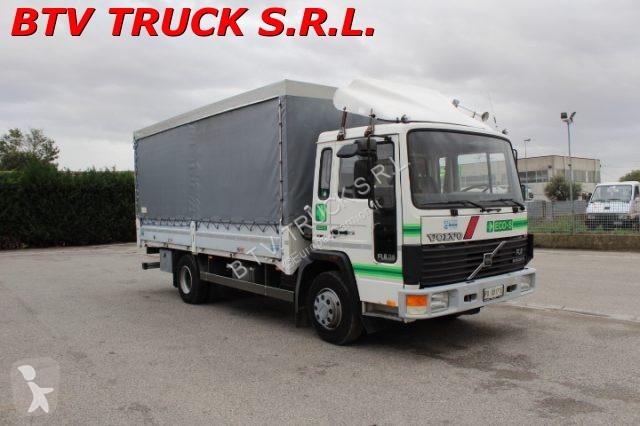 Voir les photos Camion Volvo FL FL 6 MOTRICE 2 ASSI CENTINATA
