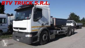 vrachtwagen chassis Renault