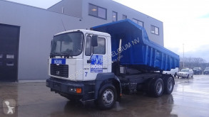 MAN 27.364 (BIG AXLE / FULL STEEL SUSPENSION / ZF-GEARBOX) truck