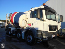 Camión MAN TGS 32.400 hormigón cuba / Mezclador usado
