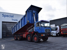 MAN 48.372 with Heavy duty Dumper (30m3) LKW