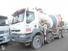 Camion calcestruzzo betoniera mescolatore + pompa Renault Kerax 370