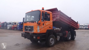 MAN 27.322 (BIG AXLE / STEEL SUSPENSION / ZF-GEARBOX) truck