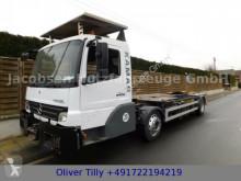 камион Mercedes KAMAG Wiesel WBH 25 Sattel-und Rangierkupplungen