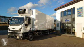 Iveco Eurocargo 150E250 Kühlkoffer Carrier + LBW EU6 truck used refrigerated