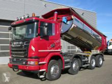 camion Scania G 450 8x4 4 Achs Muldenkipper Thermo Mulde
