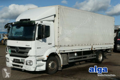 Mercedes 1829 L Axor, LBW 1,5to., 7.200mm lang, AHK,Klima truck used tarp