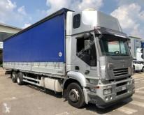 Ciężarówka Plandeka używana Iveco Stralis 400