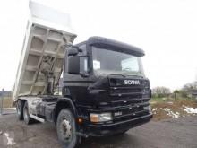 Kamyon damper çift yönlü damperli kamyon ikinci el araç Scania C 114C340