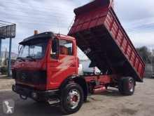 Mercedes cereal tipper truck
