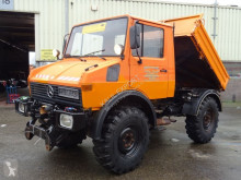 камион Unimog 424 Kipper 6 Cilinder U1000 Engine Top Condition